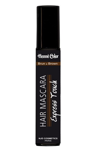 Brown Henna Hair Mascara Express Touch