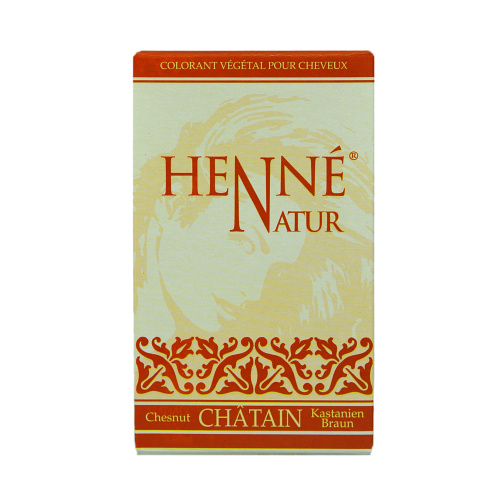 Chestnut Henne Natural Henna Hair Dye | World's End Natural Products