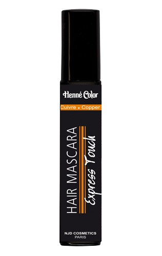 Copper Henna Hair Mascara Express Touch