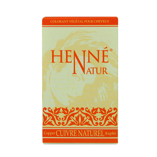 Copper Henne Natural Henna Hair Dye Powder